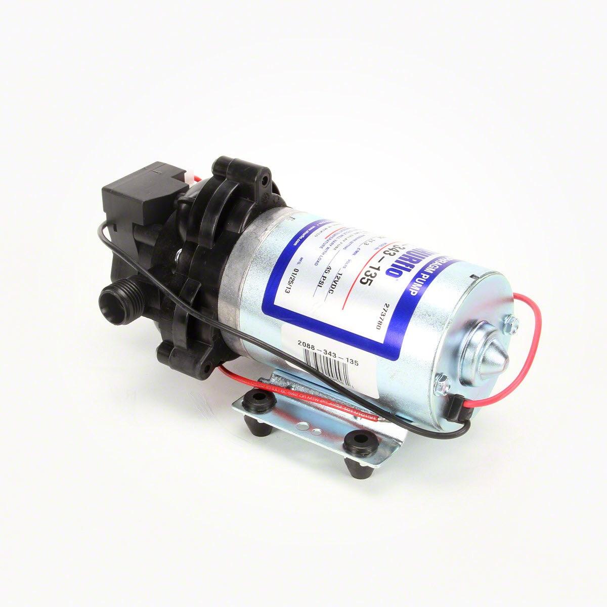 Shurflo 3 gpm standard demand pump spraysmarter pooptronica