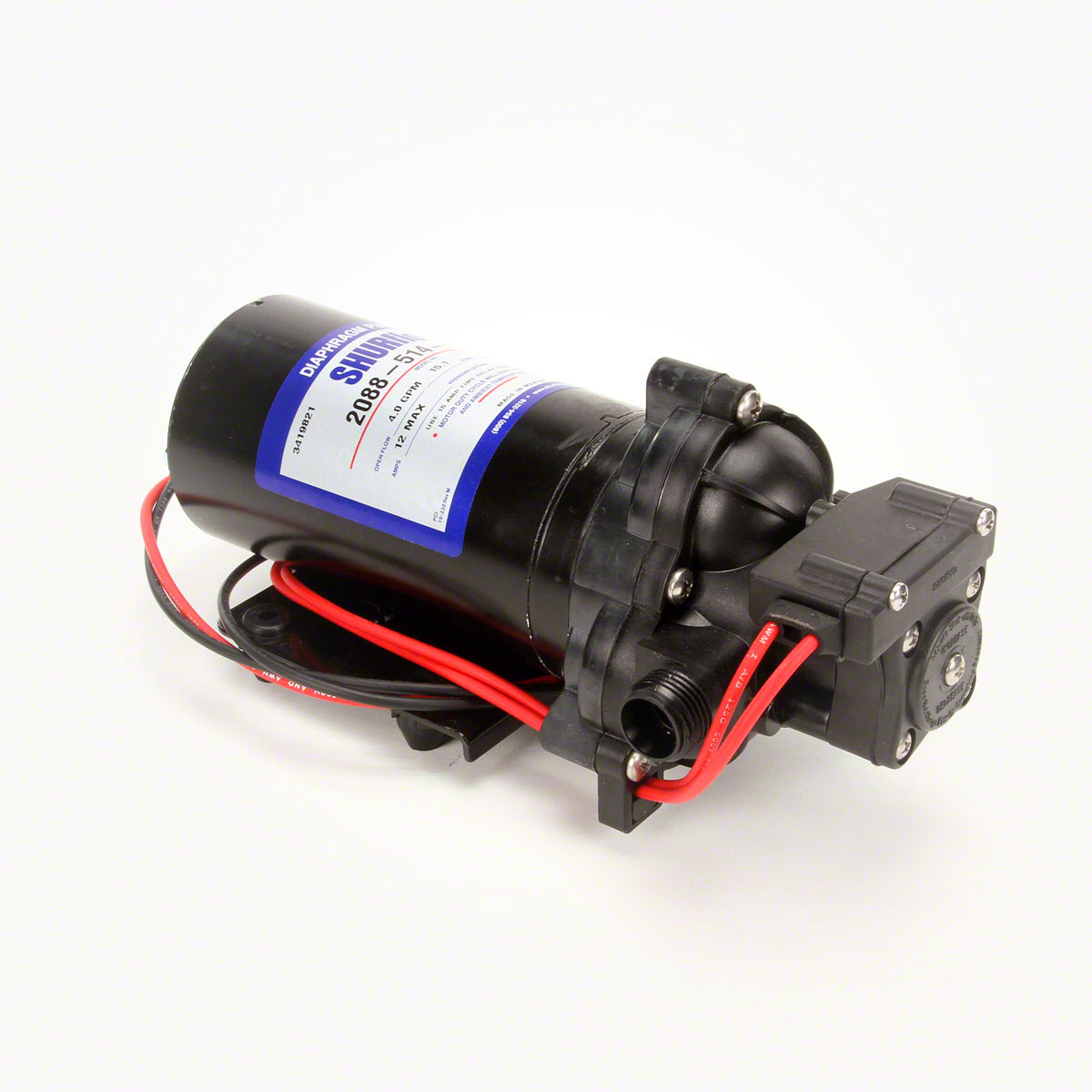 Shurflo 8000 sprayer pumps for agriculture sprayers rvs shurflo 3 gpm 3 chamber diaphragm pump pooptronica