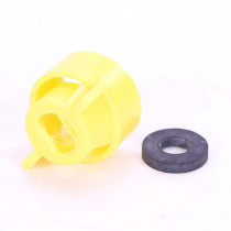 TeeJet Yellow Quick Cap