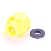 TeeJet Cap : Yellow