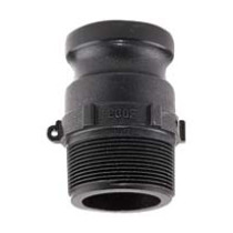 "Banjo 1-1/2"" Male Quick Adapter x 1-1/4"" Male Thread (150125F)"