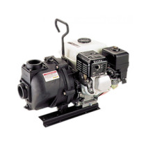 "Banjo 2"" 222 Series Cast Iron Pump w/ 5.5 HP Honda Engine w/ Electric Start (222PIH5E)"