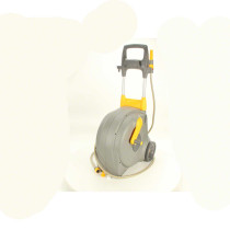 Hozelock Fast Cart with 131 ft Hose