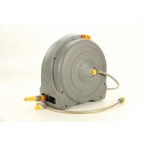 Hozelock Fast Reel with 131 ft Hose
