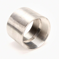 "Valley Industries Stainless Steel Coupling: 3"" x 3"""