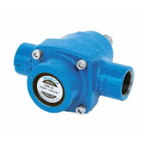 """Hypro 4001C Cast Iron 4-Roller Pump with 1/2"""" Hollow Shaft (4001C-H)"""