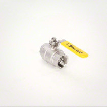 Valley Industries 88 Series Stainless Steel Ball Valve: 1""