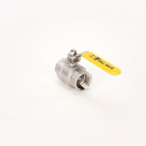 Valley Industries 88 Series Stainless Steel Ball Valve: 1 1/4""