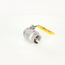 Valley Industries 88 Series Stainless Steel Ball Valve: 2""