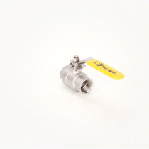 Valley Industries 88 Series Stainless Steel Ball Valve: 3/4""