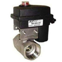 "KZ Valve 2"" 2-Way 2000 PSI SS Valve w/ EH2 Actuator"
