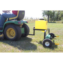 "72"" Dandy-Lion Killer Weed Roller Kit - Pull Type (WR72)"