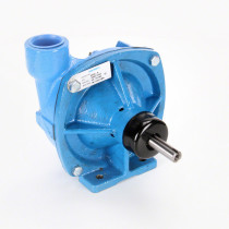 Hypro 9203C-R Cast Iron Reverse-Shaft Pedestal Mount Pump