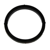 "Banjo 2"" Full Port EPDM Manifold Gasket (Ribbed)"