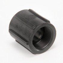 "1-1/2"" Poly Pipe Coupling"