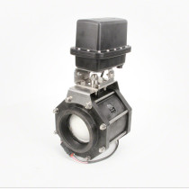 KZ Valve Poly 10.0 Second 2-Way Regulating Full Port Ball Valve