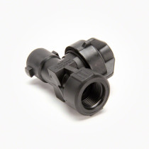 "Teejet 3/8"" BSPP Thread Adapter"