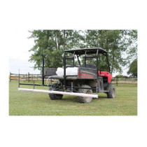 Smucker Weed Wiper 10 Ft. ATV Mount Top Crop Kit