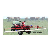 Smucker Weed Wiper 15 Ft. ATV Mount Top Crop Kit (With Wings)
