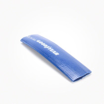 V136 Blue PVC Water Discharge Hose