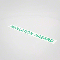 "2"" Inhalation Hazard Decal"