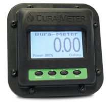 Dura Products Dura-Meter AG Chemical Meter Faceplate (DP-MFP01)