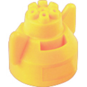 Hypro Ceramic Six Stream Fertilizer Spray Tip - Yellow - (FC-ESI-11002)