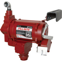 Fill-Rite 300 Series - 35 GPM Heavy Duty High Flow AC Fuel Pump (FR310VN)