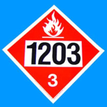Gas Truck Decal