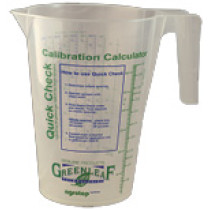 Greenleaf Technologies Quick Check Calibration Container (QC02)