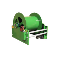 Super Reel 2 In. Electric Hose Reel (HRE200-SS)