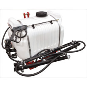 Fimco 40 Gallon, 12 Volt, Bolt-Together, 3 Point Sprayer