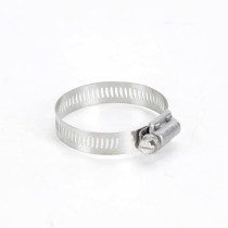 """#28 Stainless Hose Clamp; 1 5/16""""- 2 1/4"""" (M67287)"""