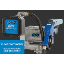 Great Plains Industries GPI Heavy Duty Vane Fuel System Combo (133600-60)