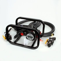 Hypro Mini-Bulk Pumps: Ag Runner w/Flow Meter