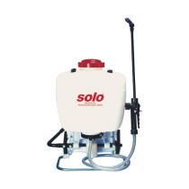 Solo Back-Pack Sprayer with Piston Pump 3.5 Gal (865-425)