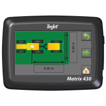 TeeJet Matrix 430 Ag Guidance System - RXA-30 Antenna Battery Leads (GD430-GLO-R30-B)