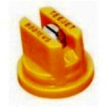 110 Degree VisiFlo Flat Spray Tip - Orange (TP11001-VS)
