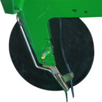 Totally Tubular John Deere & Kinze Starter Fertilizer Placement Tube 7000,7100,2000 - Over-Sized (TT-001OS)