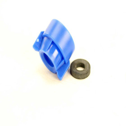 TeeJet Quick Cap Blue