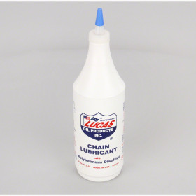 Lucas Oil Chain Lubricant; Quart (10014)