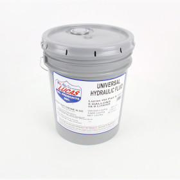Lucas Oil Universal Hydraulic Fluid; 5 Gallons