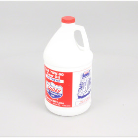 Lucas Oil 75W-90 Synthetic Trans & Diff Lube; 1 Gallon