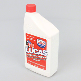 Lucas Sure-Shift Semi-Syn Automatic Transmission Fluid; Quart