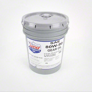 Lucas Oil Heavy Duty 80/90 Plus Gear Oil; 5 Gallon
