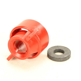 TeeJet Quick Cap and Seat Gasket Set Red