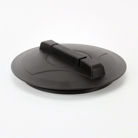 """Hypro 12"""" Male Threaded Tank Lid w/Removable Labyrinth Breather"""