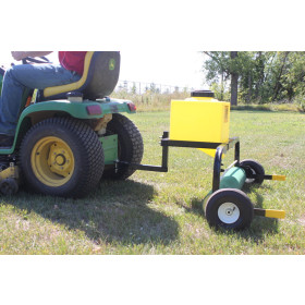 """F/S Manufacturing 48"""" Dandy-Lion Killer Weed Roller Kit - Pull Type (WR48)"""