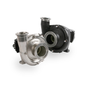 Hypro 9306S Hydraulically-Driven, Stainless Steel Flanged Centrifugal Pump (9306S-HM3C-3U)