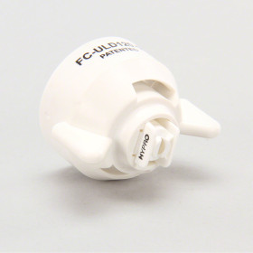 Hypro White Fast Cap Ultra Lo-Drift Flat Fan Spray Tip